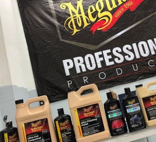 Fresh Car Wash Car Detailing Service meguiars